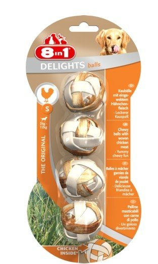 8IN1 Pamlsek Delights Balls