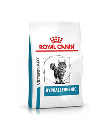 ROYAL CANIN Veterinary Health Nutrition Cat Hypoallergenic 4.5 kg