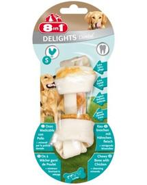 8IN1 Pamlsek dental delights bone s 1 ks