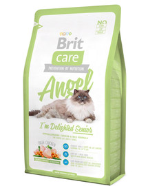 BRIT Care Cat Angel I'm Delighed Senior 7kg