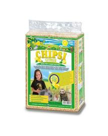 JRS Chipsi Citrus Multi - piliny citrónové 60 l