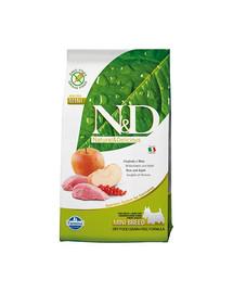 N&D Grain Free Dog Adult Mini Boar & Apple 2,5kg