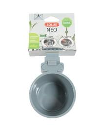 ZOLUX Plastová miska Neo 12 cm 500 ml
