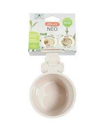 ZOLUX Miska plastová Neo na zavěšení ⌀ 12 cm 500 ml