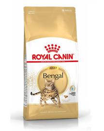 ROYAL CANIN Bengal Adult 10 kg granule pro bengálské kočky