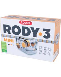 ZOLUX Klec Rody 3 SOLO bílá 41x27x28cm