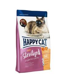HAPPY CAT Supreme sterilised losos 10 kg