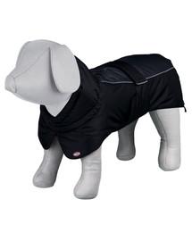 TRIXIE Obleček zimní Prime , L: 62 cm, černý/šedý
