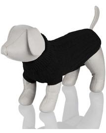 TRIXIE Svetr pro psa King Dog s 40 cm černý