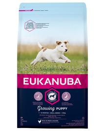 EUKANUBA Puppy Small Breeds Chicken 3 kg