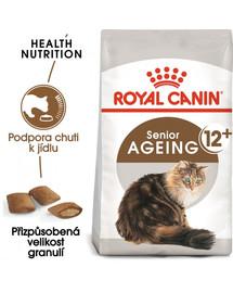ROYAL CANIN Ageing 12+ 2 kg granule pro staré kočky