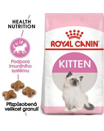 ROYAL CANIN Second Age Kitten 400g granule pro koťata