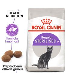 ROYAL CANIN Sterilised 2kg granule pro kastrované kočky