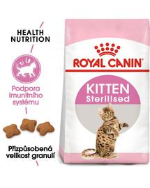ROYAL CANIN Kitten Sterilised 3.5 kg granule pro kastrovaná koťata