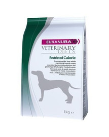 EUKANUBA Veterinary Diets Restricted Calories Adult All Breeds 1 kg