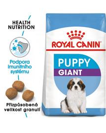 ROYAL CANIN Giant Puppy 15 kg granule pro obří štěňata