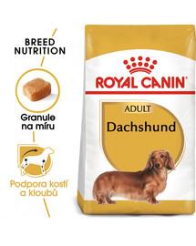 ROYAL CANIN Dachshund Adult 1.5 kg granule pro dospělého jezevčíka