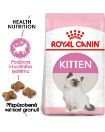 ROYAL CANIN Second Age Kitten 4 kg granule pro koťata