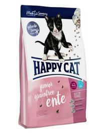 HAPPY CAT Supreme junior grainfree kachna 4 kg