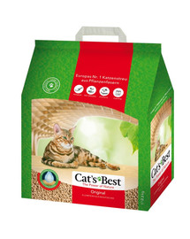 JRS Cat's Best Original eko plus 5 l (2,1 kg)