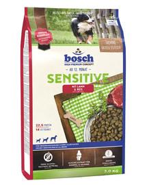 BOSCH Sensitive - Lamb & Rice 3 kg