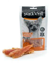 SNACK & ROLL Chicken Breast Fillet 70 g