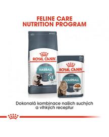 ROYAL CANIN Hairball care 400g granule pro kočky pro správné vylučování