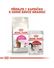 ROYAL CANIN Savour Exigent 10kg granule pro mlsné kočky
