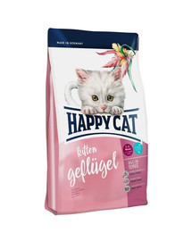 HAPPY CAT Supreme kitten kuřecí 4 kg