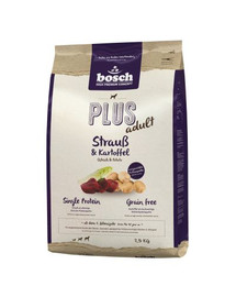 BOSCH Plus Strauss und Kartoffel 12,5 kg