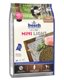 BOSCH Light 2.5 kg