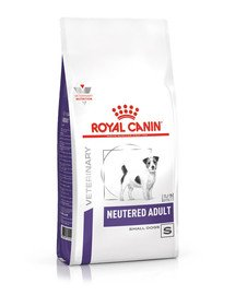 ROYAL CANIN Veterinary Care Dog Neutered Adult Small 8 kg