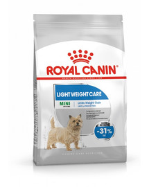 ROYAL CANIN Mini Light Weight Care 8 kg dietní granule pro psy