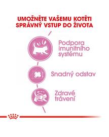 ROYAL CANIN Mother&Babycat  400g granule pro březí nebo kojící kočky a koťata
