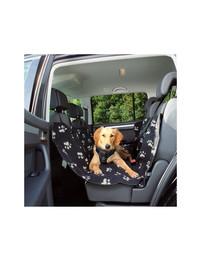 TRIXIE Autopotah na zadní sedadla 65 cm x 1.45 m černo-béžový