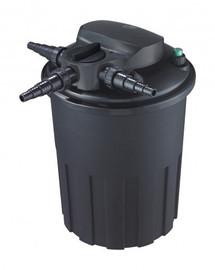 AQUA NOVA tlakový filtr, samočistící systém BACKFLUSH, UV 24W, 15000 l