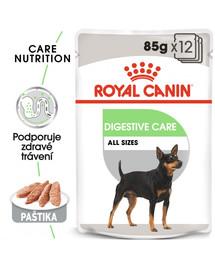 ROYAL CANIN Digestive Care Dog Loaf 12 x 85g kapsička s paštikou pro psy s citlivým trávením