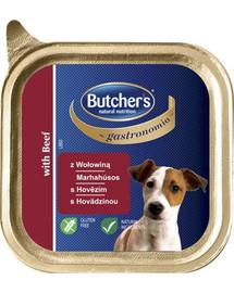 BUTCHER'S Gastronomy paštika hovězí 150g