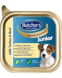 BUTCHER'S Gastronomia Junior paštika z krůtího a hovězího masa 150 g