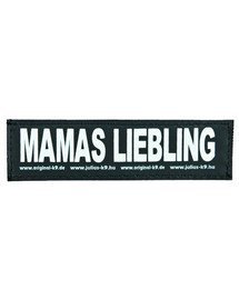 TRIXIE Julius-K9 velcro stickers. s. mamas liebling