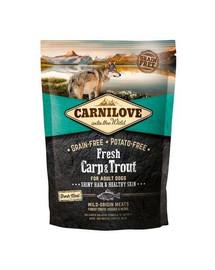 CARNILOVE Fresh Adult Dog Carp & Trout 1,5 kg