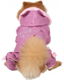DOGGY DOLLY Glitz&Glamour S 23-25 cm/36-38 cm