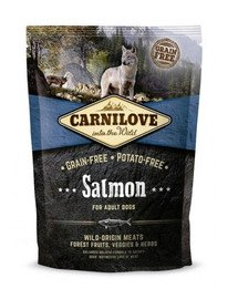 CARNILOVE Dog Salmon Adult 1,5 kg