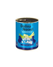 DOLINA NOTECI Premium SuperFood Telecí a jehněčí  400g