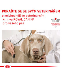 ROYAL CANIN Veterinary Health Nutrition Dog Hypoallergenic Moderate Calorie 7 kg