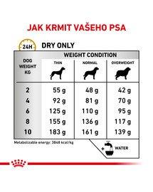 ROYAL CANIN Veterinary Health Nutrition Dog Urinary S/O Small Dog 8 kg