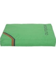 ZOLUX Polštář s odnímatelným potahem Outdoor 100 cm zelený