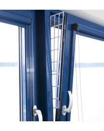 TRIXIE Ochranná mřížka do okna boční 62 x 16/7 cm bílá