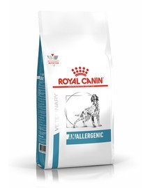 ROYAL CANIN Veterinary Health Nutrition Dog Anallergenic 3 kg