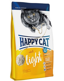 HAPPY CAT Fit & Well Light 300 g